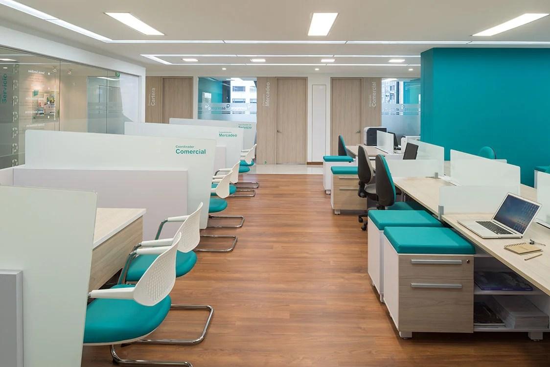 Oficinas arquitectura para innovar y crear