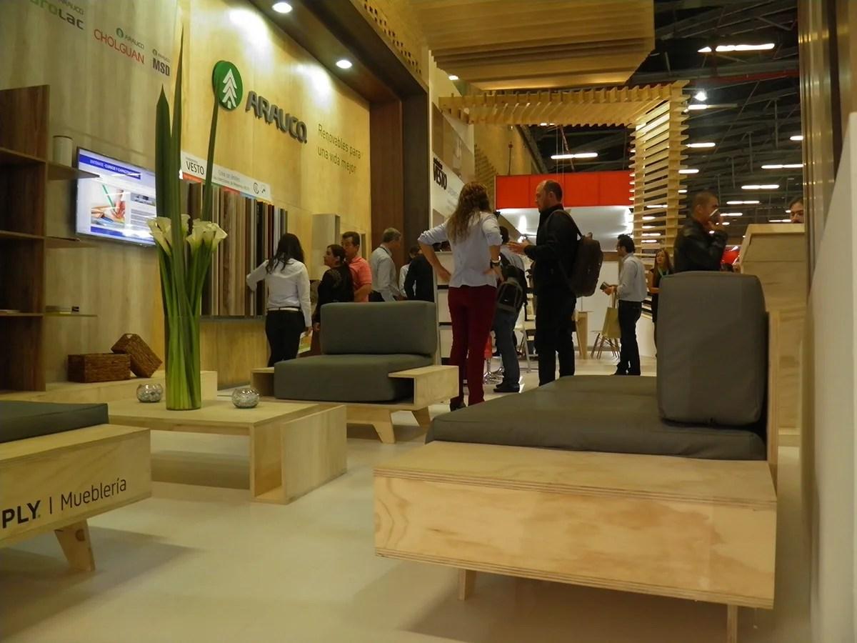 Bogot tendr la Feria Tecnolgica e Industrial del Mueble