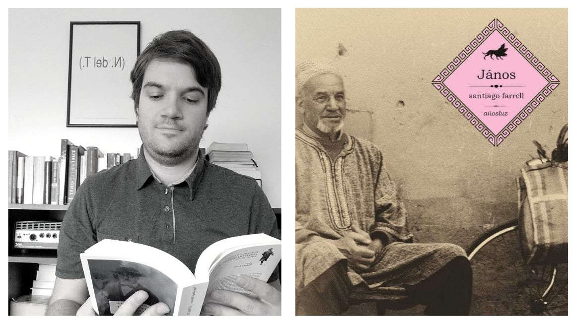 Epígrafes: Santiago Farrell y Gustave Flaubert