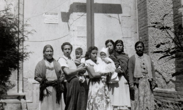 Santa Ana Tlapaltitlán, volver a donde nunca había ido