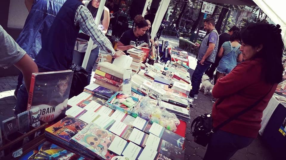De visita por el Festival del Libro y la Cultura