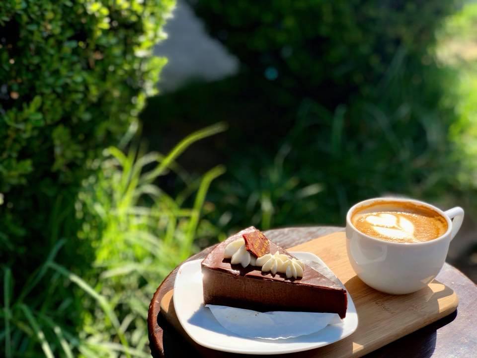Postre y café