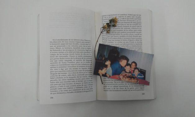 Palabras, recuerdos y literatura