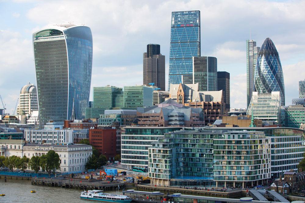 Londres-Shutterstock.