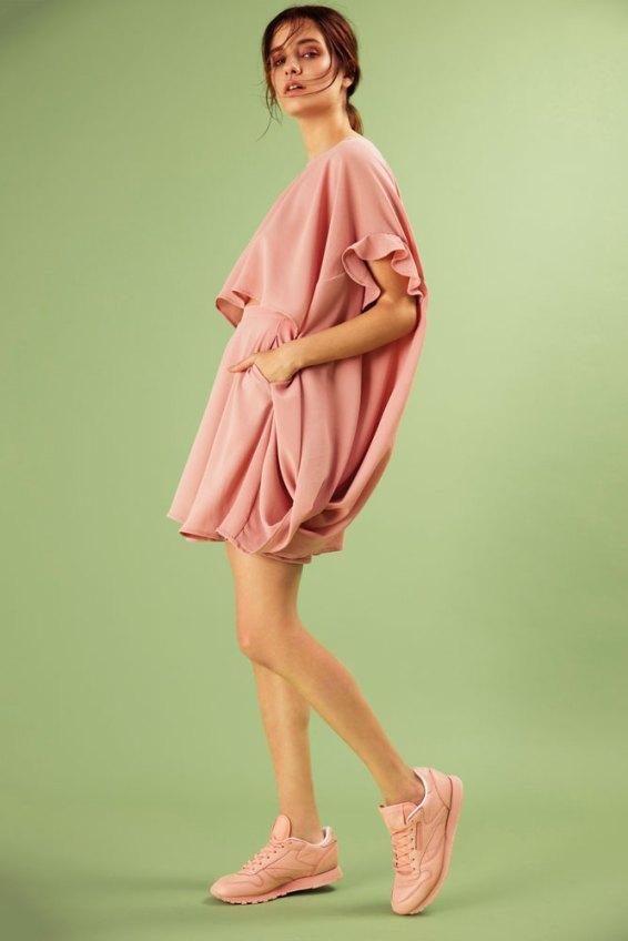 Vestido - House of Matching Colours Zapatillas monocromáticas - Reebok