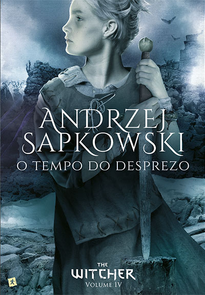 Série The WItcher - O Tempo do Desprezo