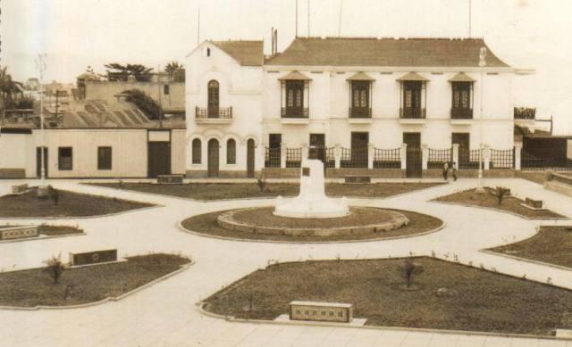 Parque Santa Rosa, Chucuito, la casa en la que vivimos
