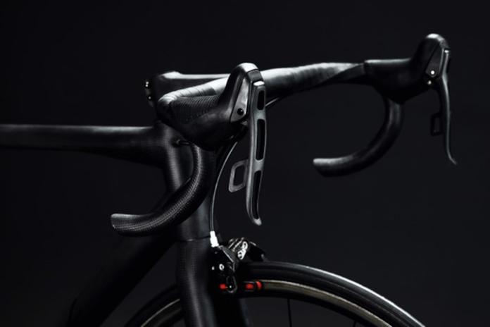 Cockpit de peça única personalizado em 3,9 kg em bicicleta Berk