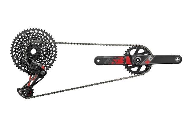 Grupos de mountain bike SRAM X01 Eagle