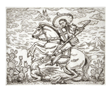 Saint George was mexican