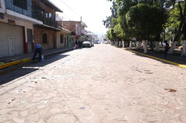 Calle Jiquilpan