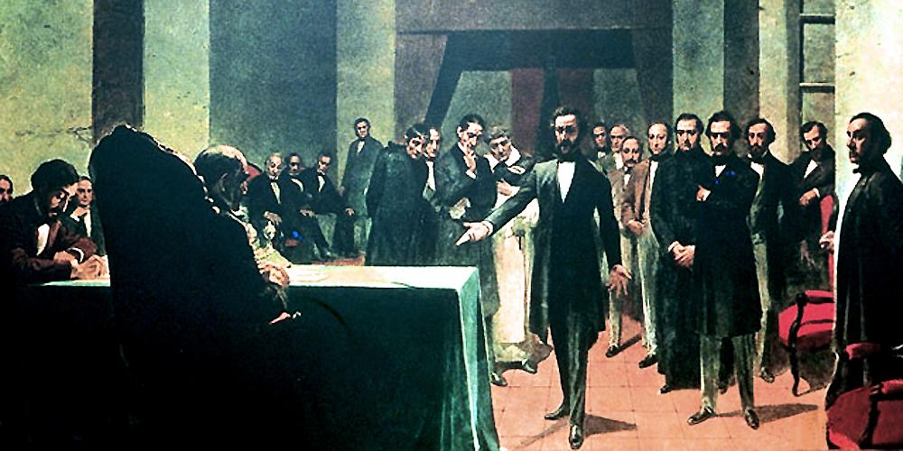 1º de mayo - Aniversario de la Constitución Nacional