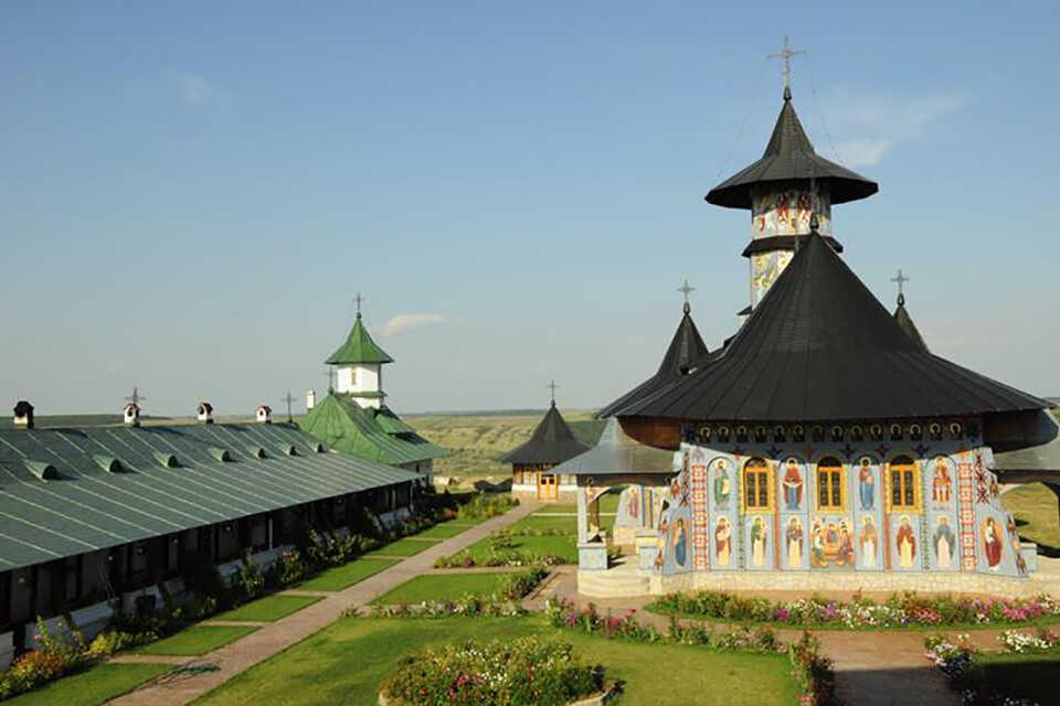 Mănăstirea Vlahuţă