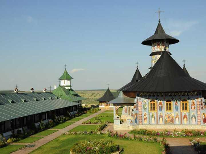 Manastirea-Vlahuta