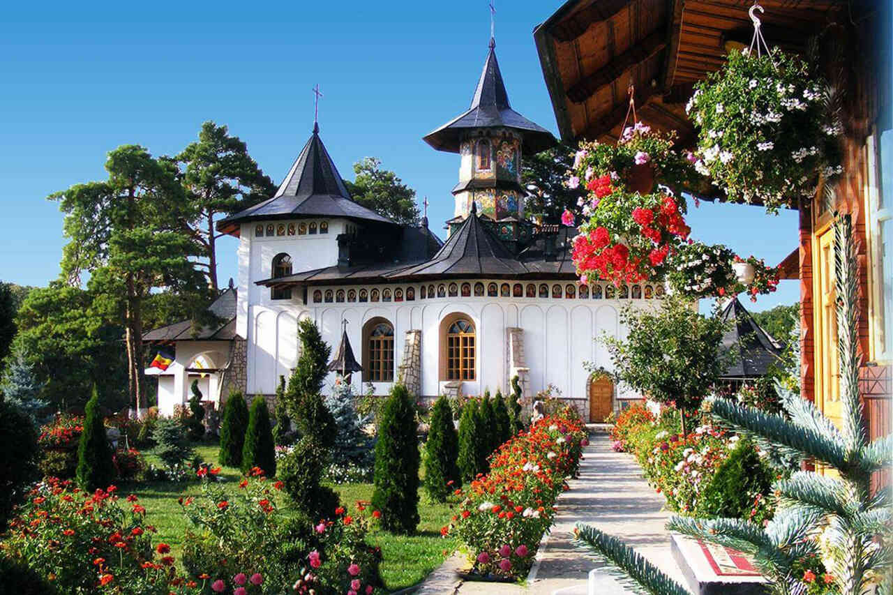 Mănăstirea Bujoreni