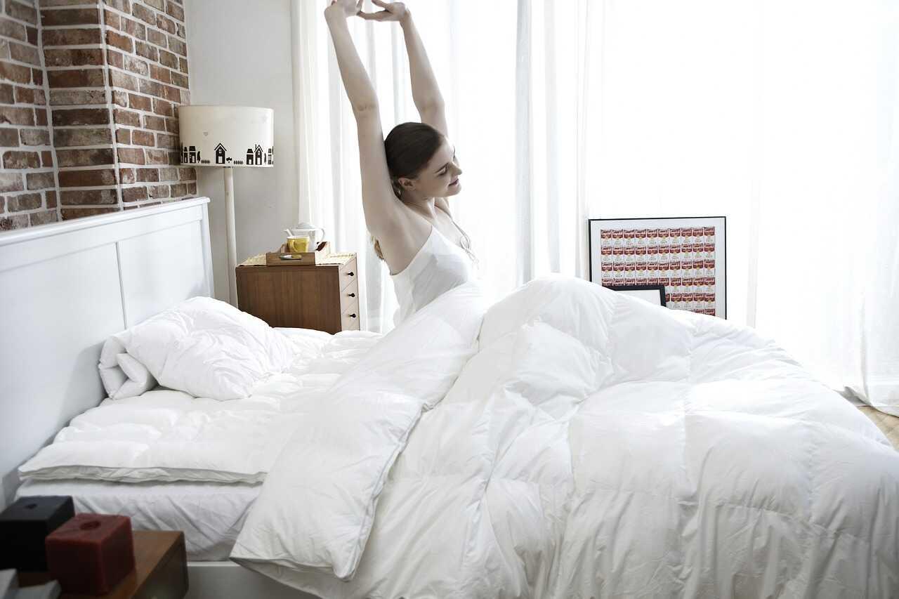 Somnul ajută la slăbit!