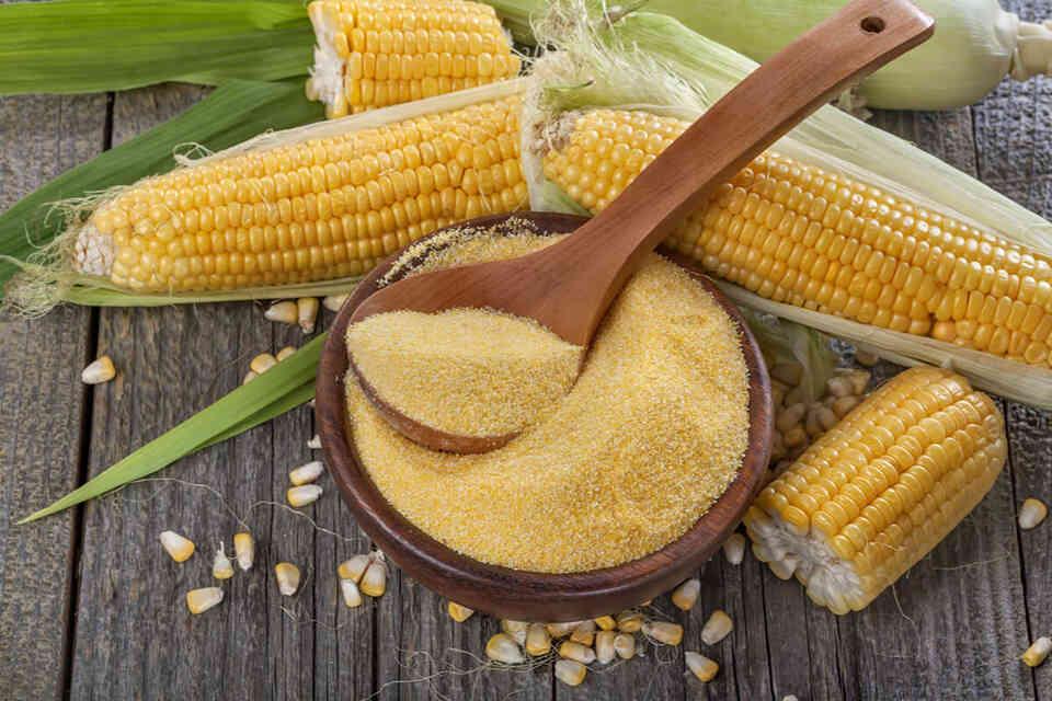 Făina de porumb, sursă de minerale şi vitamine