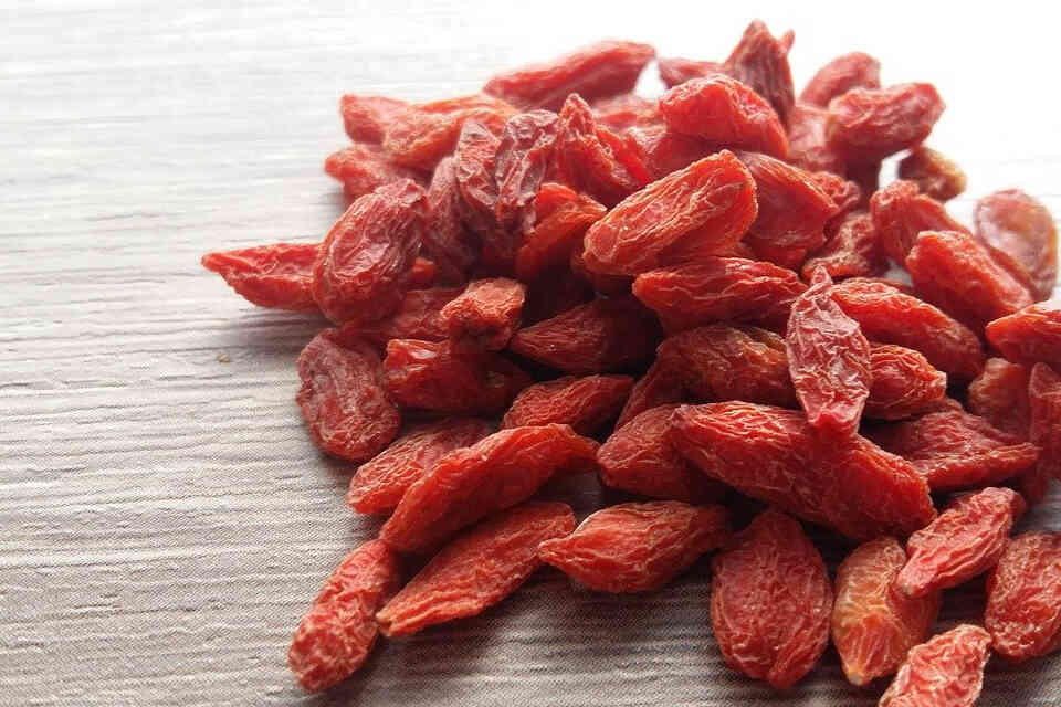 Fructele de goji și beneficiile lor