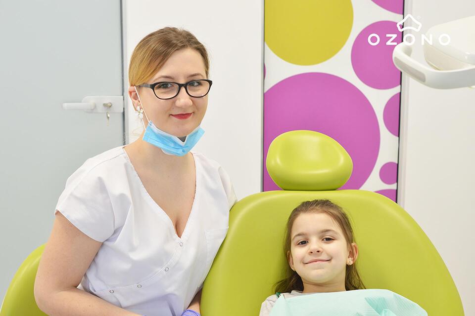 Prima vizită la stomatolog a copilului