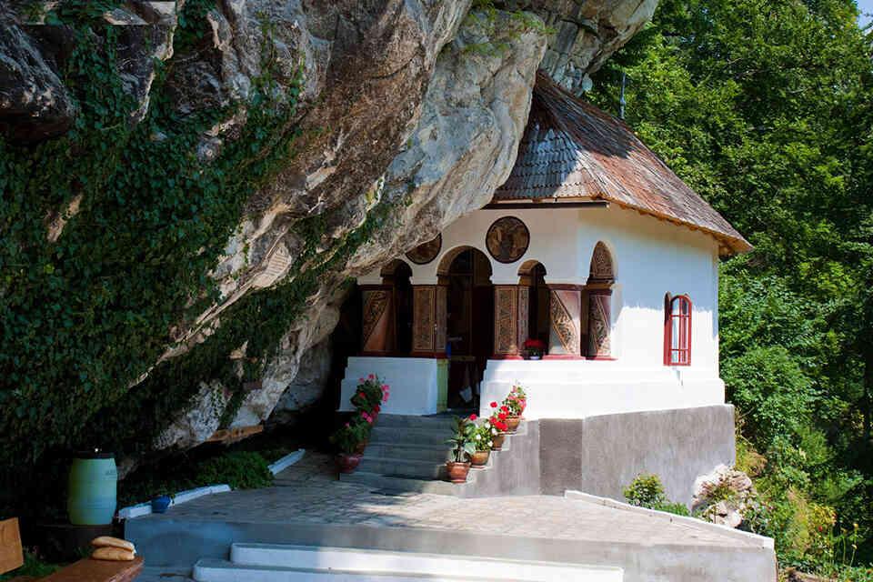Mănăstirea Pahomie