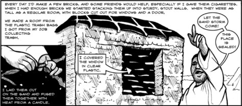 Fig. 4. Comic image (2).