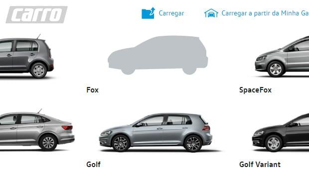 Fim do Fox? Compacto some aos poucos do site da VW