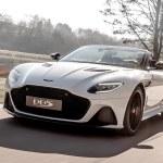 Aston Martin Dbs Superleggera Volante Para Missoes Ensolaradas Revista Carro