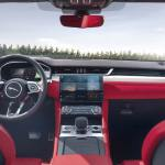 Novo Jaguar F Pace Vai A 404 Cv Em Versao Hibrida Plug In Revista Carro