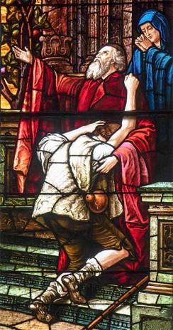 El regreso del hijo pródigo - Catedral de San Francisco Javier, Green Bay (Estados Unidos)