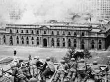 40 anos do golpe militar no Chile