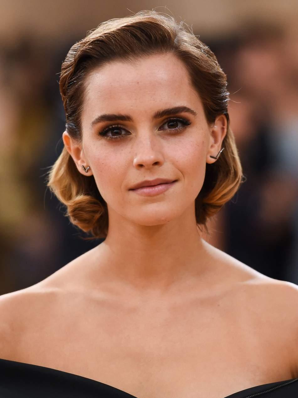 Emma Watson. Foto: revista Porter