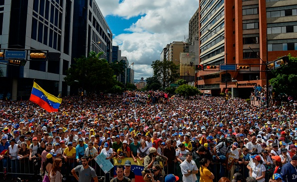 Foto: FEDERICO PARRA/AFP/Getty Images