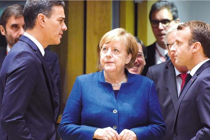 Alemania: Más europea que nunca, preside la UE