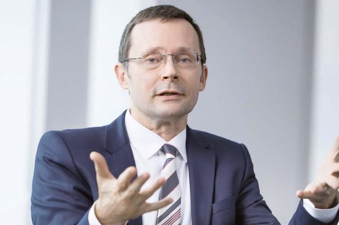 Ulrich Kater, economista jefe de DekaBank