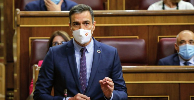 España Pedro Sanchez