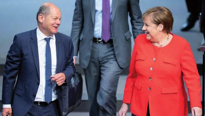 Alemania: ¿Quién pagará la factura?