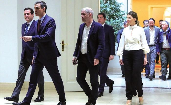 España: Cambiar la reforma laboral sin anularla
