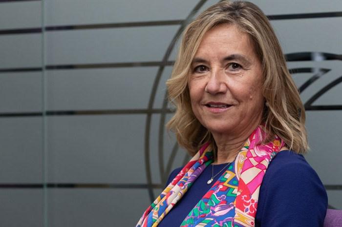Marta Alarcón, Vocal independiente de la Mutualidad de la Abogacía
