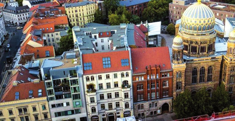Berlín alquileres