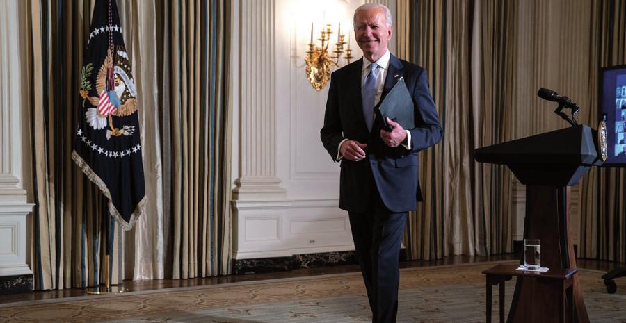 Joe Biden acuerdos