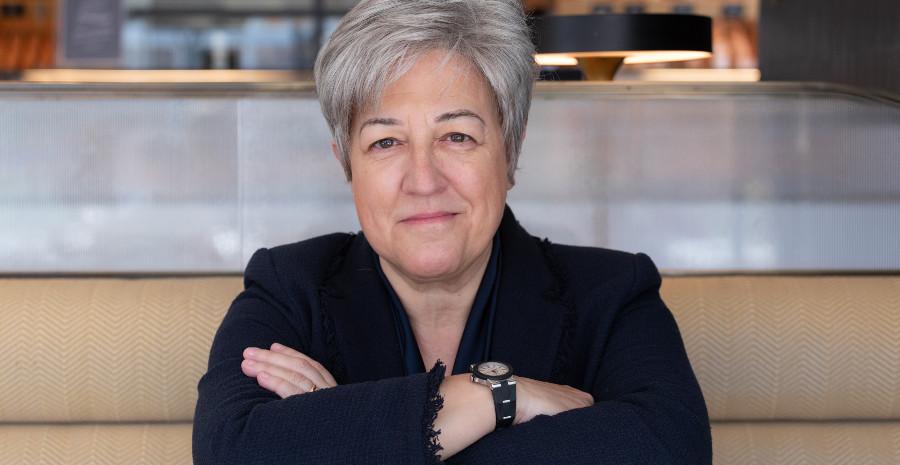 Elena Pisonero, consejera de Solaria