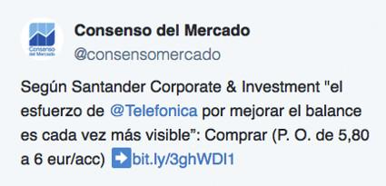 TOPTweets @consensomercado Nº2