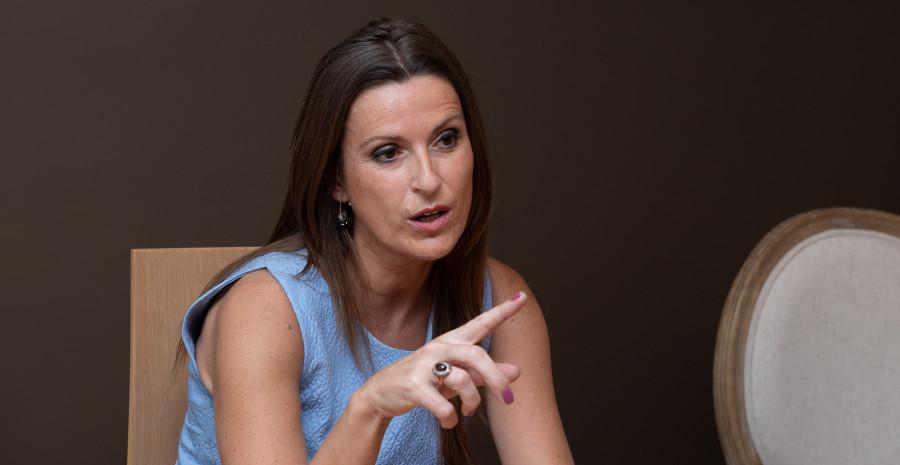 Patricia Urbez, Consejera independiente de Enagas y Directora General de Sector Público en Fujitsu España