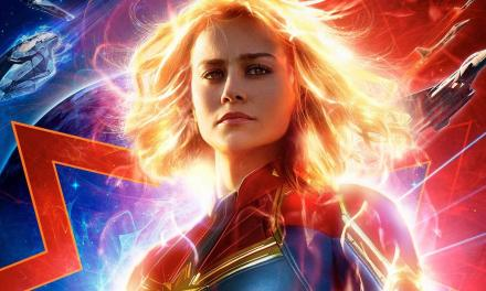 Pelea como una chica. «Capitana Marvel»