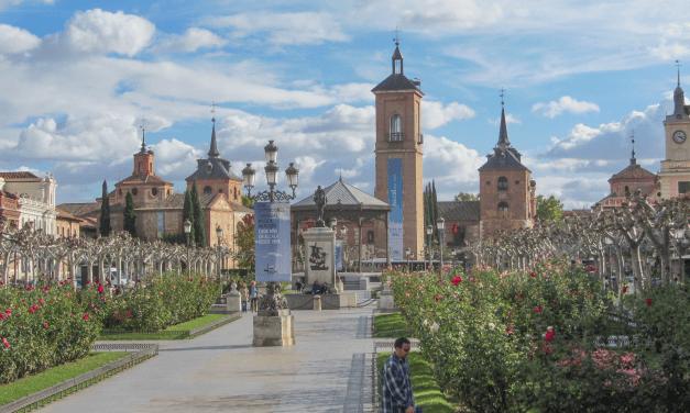 Alcalá de Henares no existe