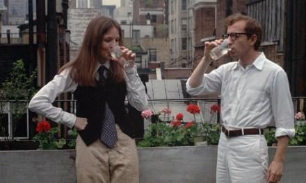 """Una comedia romántica posmoderna, """"Annie Hall"""" de Woody Allen"""