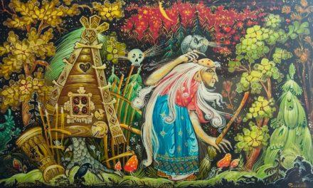 Los cuentos no son solo cuentos: Baba Yagá o la defensa de la mujer – Baba Yagá puso un huevo, de Dubravka Ugrešić