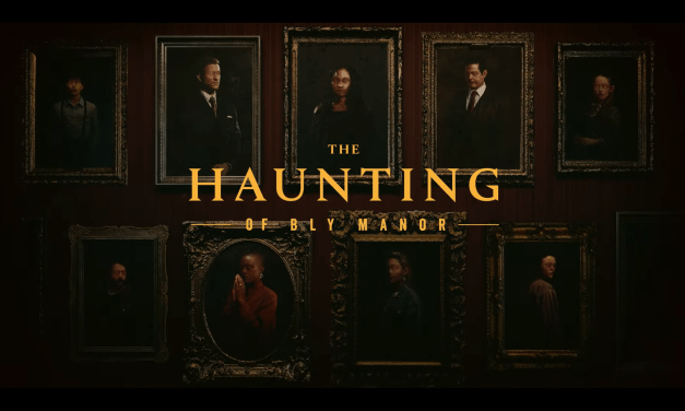 "El terror confesado de estar loco. ""The Haunting of Bly Manor"""