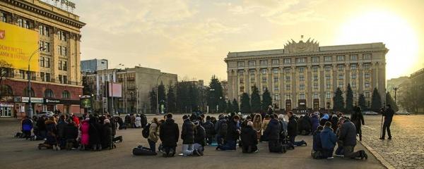 Ucraina - rugaciune