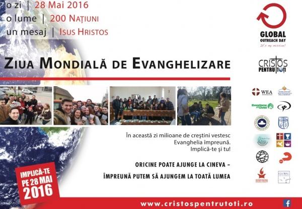 Ziua mondială de evanghelizare